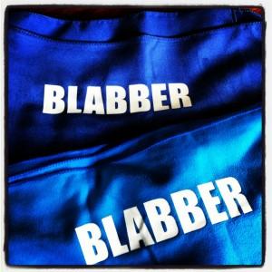 Micro handdoeken met onze eigen naam