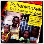 Buitenkansjes, een leuk & kritisch boekje met tips voor Surniaamse bestemmingen