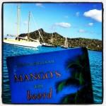 Mango's aan boord, een heerlijk boek van Ann Vanderhoof
