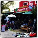 Een nautische vlooienmarkt bij Lagoonies