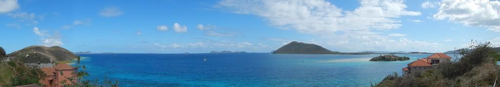 Uitzicht Scrub Island