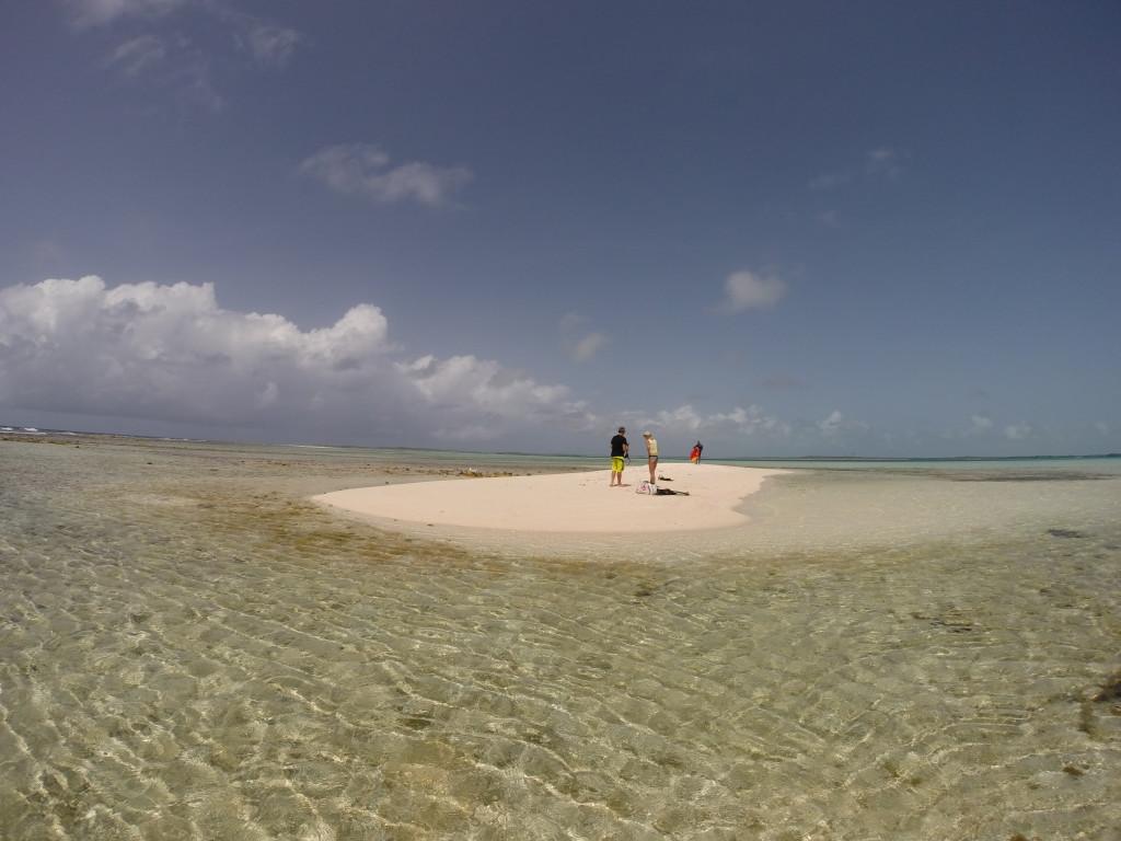 Kite les op Blabber island
