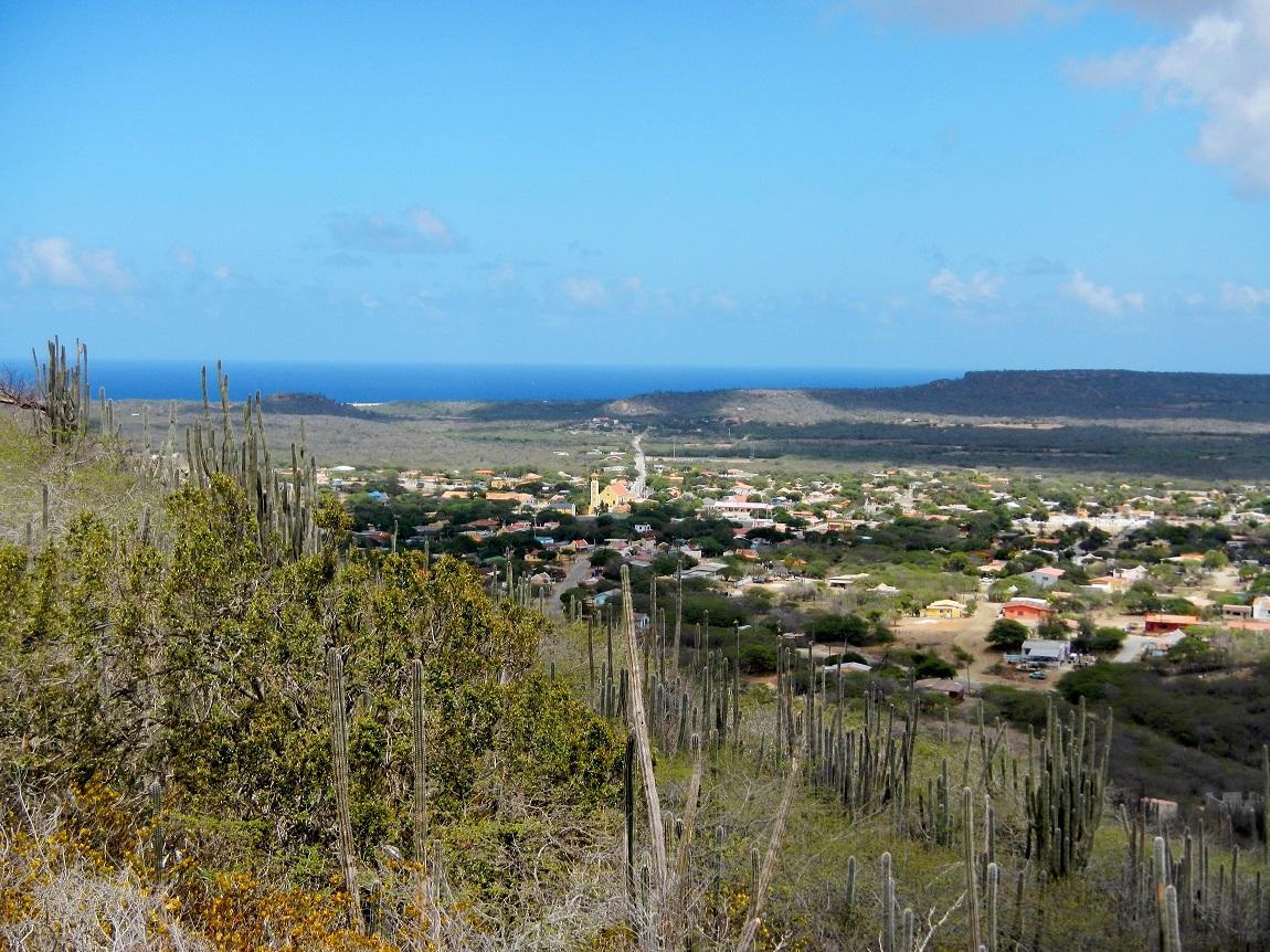 Uitzicht op Rincon vanaf Altamira Unjo
