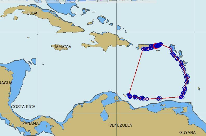 Rondje Caribbean 2014