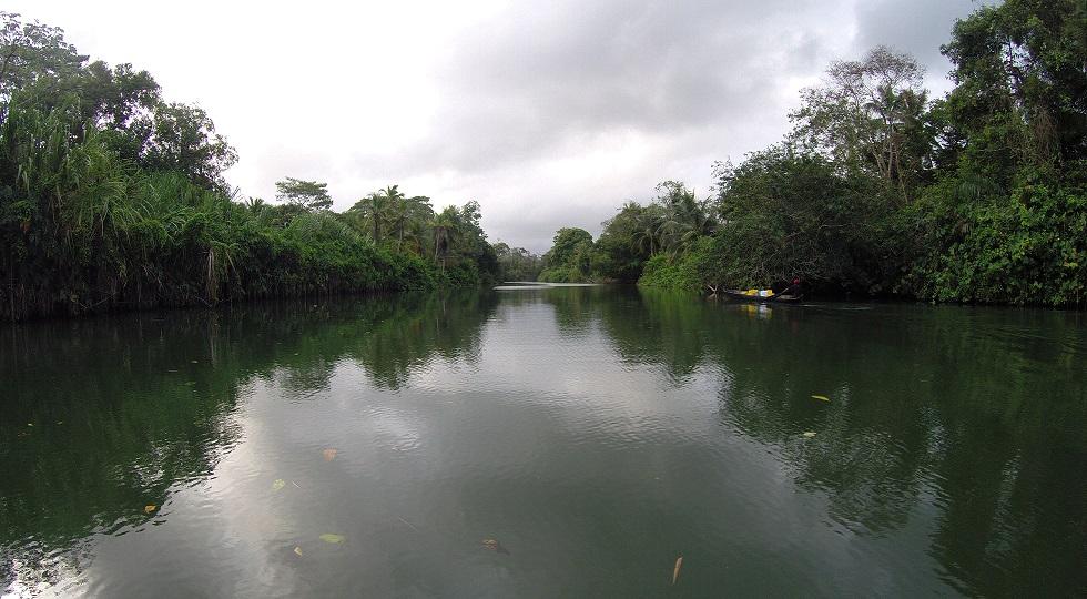 San Blas Nargana Rio Diablo