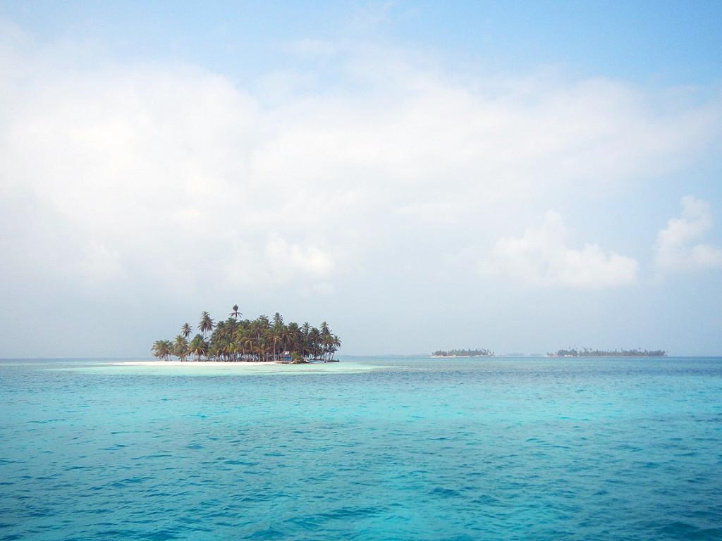 San Blas Eastern Lemmon Cays
