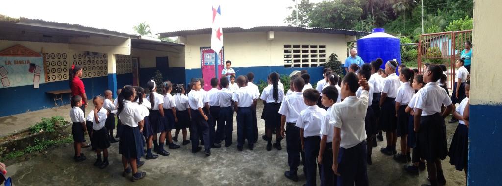 School Puerto Lindo