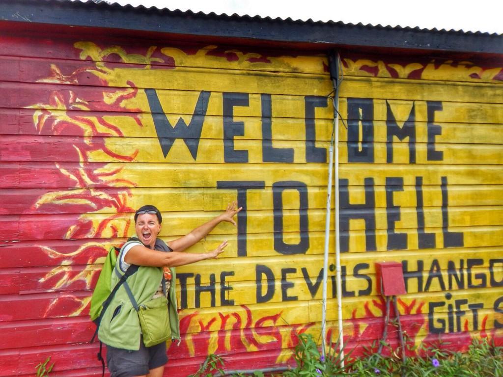 Hell Cayman Islands