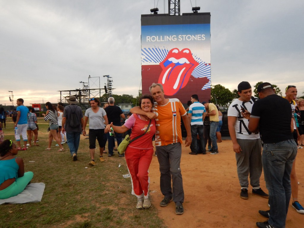 Rolling Stones Havana