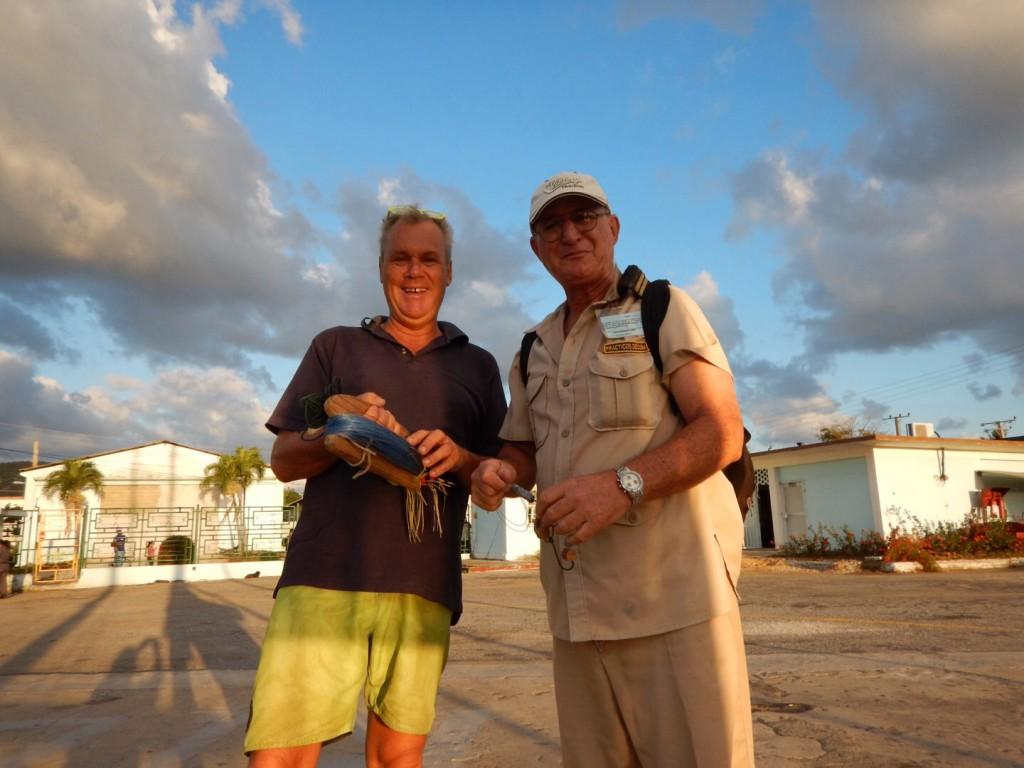 Twee nieuwe haken voor grotere vis!