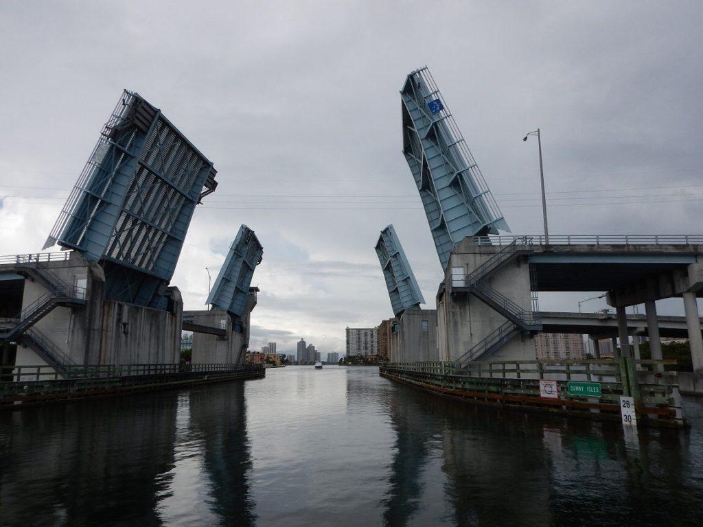 Een andere brugvariant... De dubbele brug