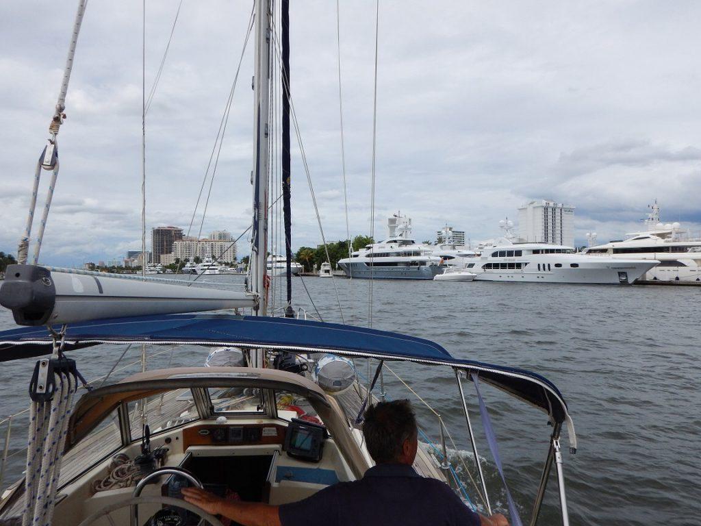 Fort Lauderdale, superjacht-city