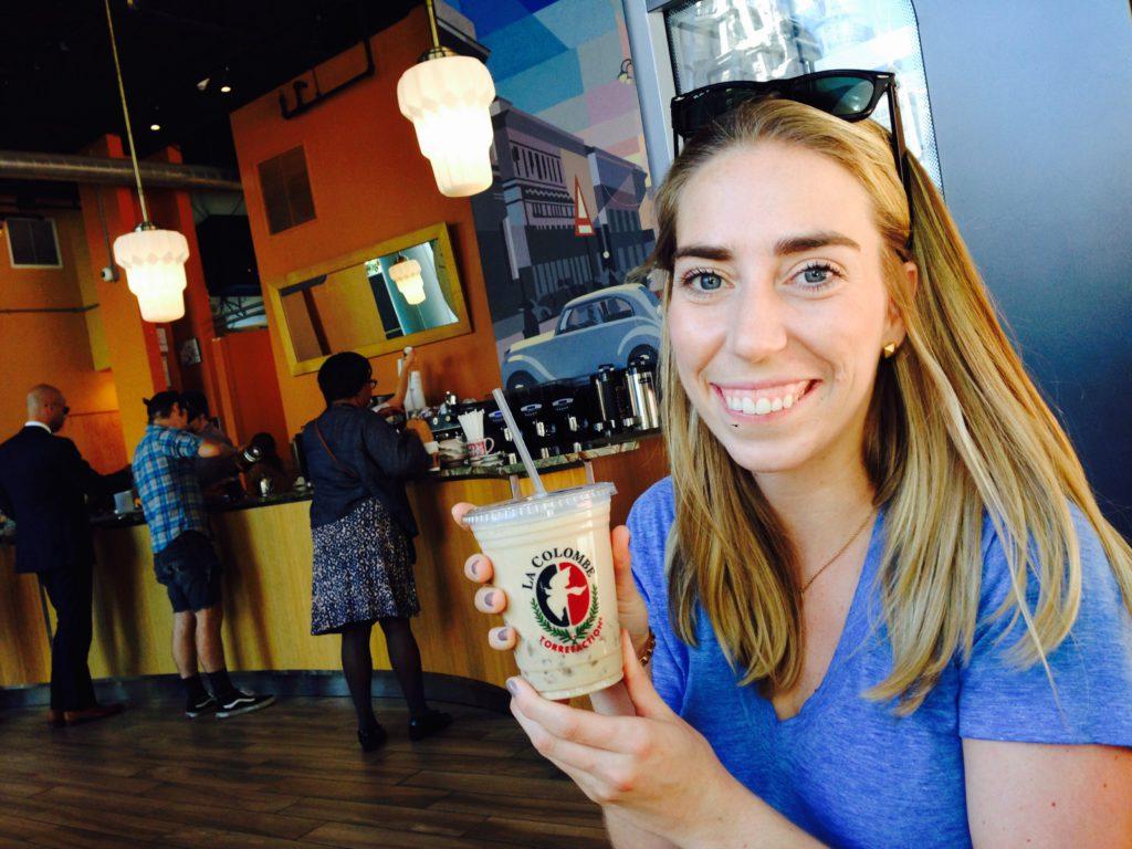 Draft Latte: een ijskoud luchtig kopje koffie!