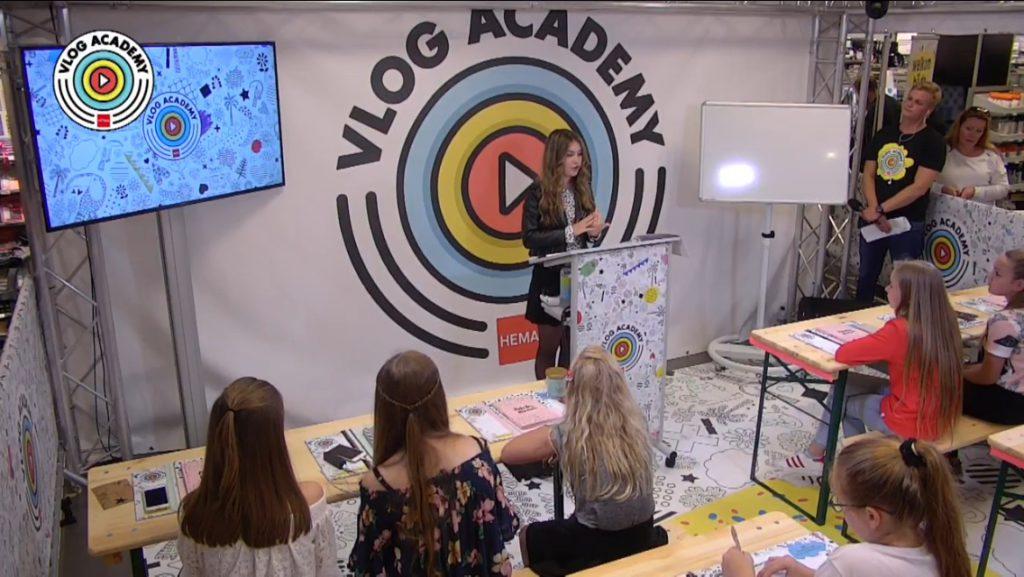 Vlog academy hema